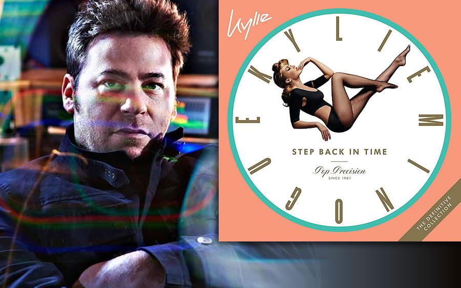 Matt Schwartz is flying high in the UK Album charts with Kylie Minogue