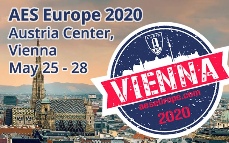 AES Europe 2020