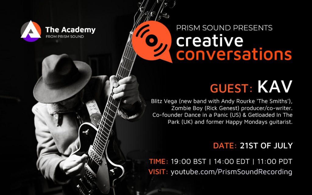 Kav Creative Conversations