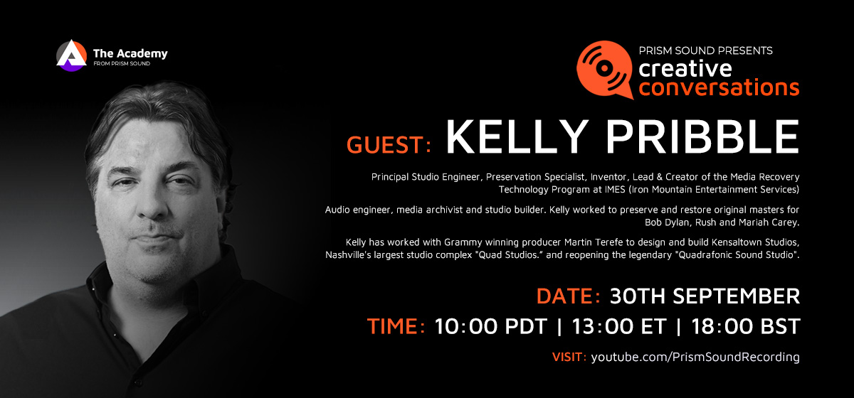 Kelly Pribble Creative Conversation